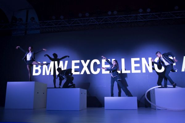 Brandwidth events executes the 8th edition of the bmw excellence from event collaterals to the set up everything was dynamic and crisp hinting towards the theme event related communication like agenda venue guest malvernweather Gallery