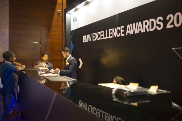 Brandwidth events executes the 8th edition of the bmw excellence brandwidth mapped a blueprint for the award show and ensured that all the complex details were taken into consideration to ensure the success of the event malvernweather Image collections