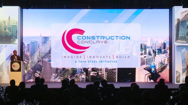 To Be Hosted For The First Time The Conclave Was Expected To Emerge As A Landmark Annual Event For The Construction Industry In India And Abroad Dubai Was
