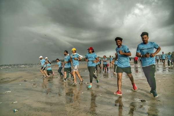 2e94bb19dd0 Adidas x Parley - Run for the Oceans India Edition Produced 100% Plastic  Free by