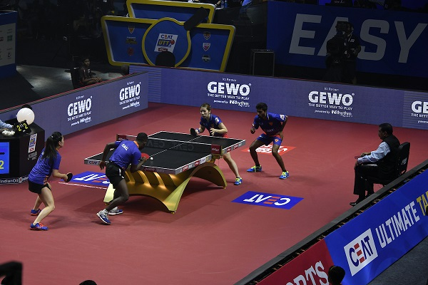 CEAT Ultimate Table Tennis Powered by Kellogg's – Delhi