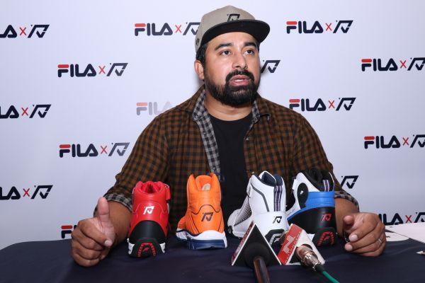 FILA X RV First-Ever Indian Motorsport