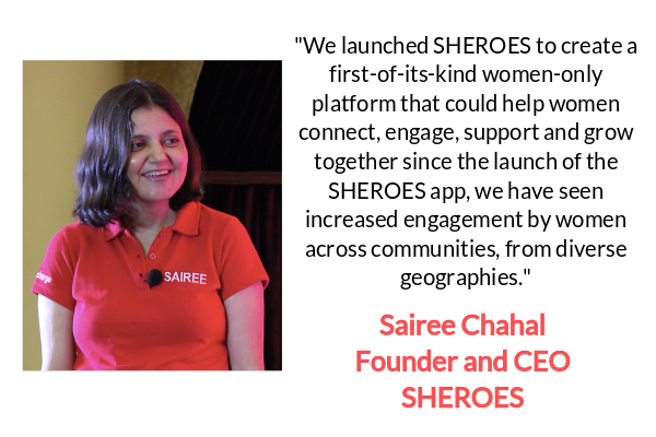 SHEROES Summit 2018 Focuses on Building Communities for its